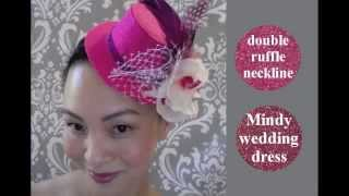 {LIAM} How to make a mini bridal top hat