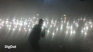 Tion Wayne, DigDat, ZieZie & Jay1 live performance