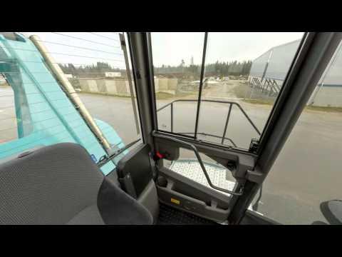 Konecranes Reach Truck Cabin - Virtual Tour
