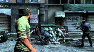 The last of us :  bande-annonce VOST