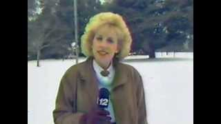 Snow Storm in Augusta, GA from Jan 8th, 1988 (WRDW)