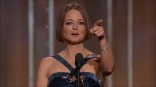 jodie foster's coming out speech