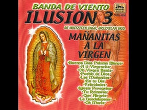 Banda de viento ilusion 3 ( QUE ALEGRIA )