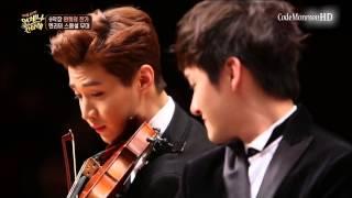 Henry(Super Junior) & SHIN JIHO (Violin and Piano Perf.)