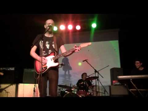 THE ELECTRIC SOFT PARADE - Empty at the end (live MiniFestival - Barcelona) (22-2-2014)