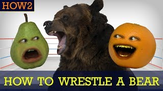 HOW2: How to Wrestle a Bear!