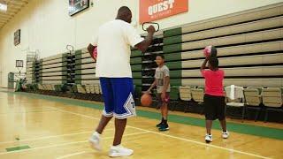 Howard Moore's Impact | Wisconsin | Big Ten Basketball
