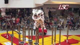 Genting Lion Dance | 2017 Central Region Champion