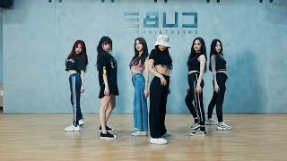 (G)I-DLE ((여자)아이들)   'Hann (Alone)' (한(一)) Mirrored Dance Practice