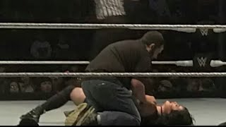 Paige injured at WWE's live event(Full Video)!!