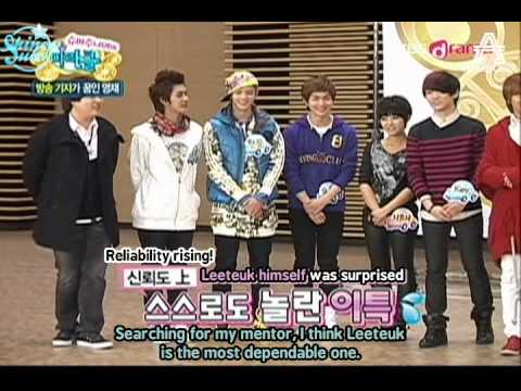 [ENG SUB] 091205 Super Junior Miracle Show (2/5)