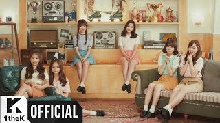 GFRIEND - NAVILLERA YouTube 影片