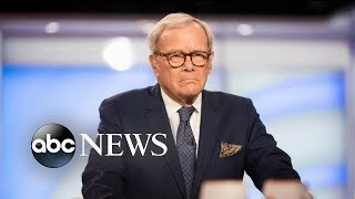 Veteran newsman facing sexual misconduct allegations from ex-colleague