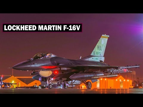 Most Advanced F-16 Ever: The New Lockheed Martin F-16V Could Be Headed to Europe