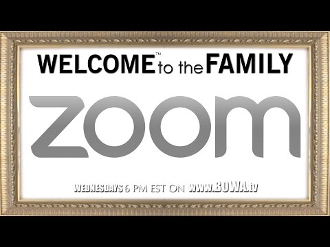 ZOOM VIDEO CONFERENCING (Welcome to the Family Promo)