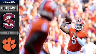 South Carolina State vs. Clemson Full Game | 2021 ACC Football