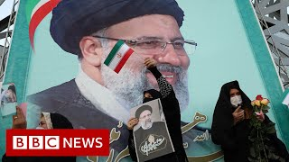 Wariness and welcome for Ebrahim Raisi after Iranian election – BBC News