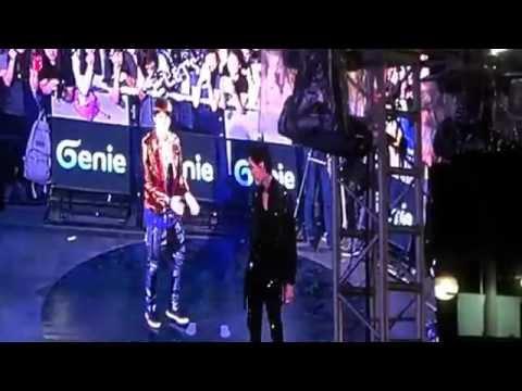 [Exo Daco] 120602 EXO-K - Genie Show - Doota Performance - KAI