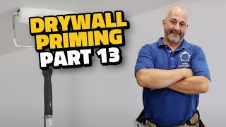 Complete Drywall Installation Guide Part 13 Painting -