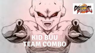 DBFZ Kid Buu Silly Lab Combo( More Videos On the Way)