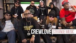 Crew Love: Strange Music