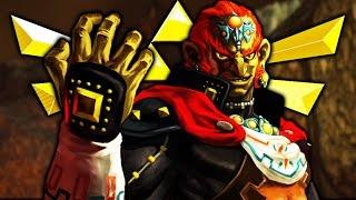 NateWantsToBattle: The Evil King [LYRIC VIDEO] A Legend of Zelda Song