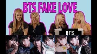 미국인들이 BTS (방탄소년단) 'FAKE LOVE'를 본 반응!!