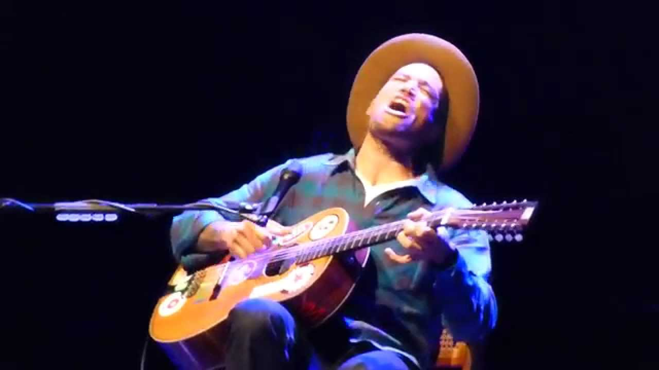 Ben Harper – I Trust You To Digg My Grave