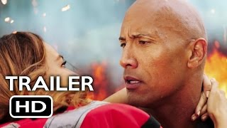 Baywatch (2017) Trailer – Dwayne Johnson, Zac Efron Comedy Movie HD