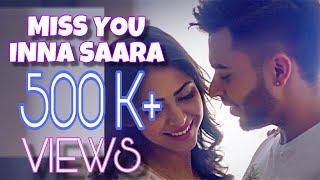 Miss You Ena Saara (FULL VIDEO) | Navjeet | Jaymeet | Latest Punjabi Song 2018