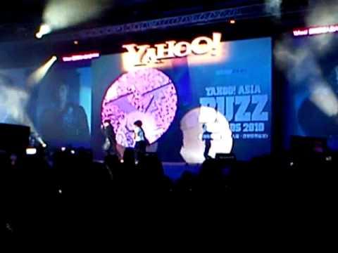 棒棒堂 四度空間@Yahoo! Asia BUZZ Awards 2010