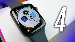 Apple Watch Series 4 Unboxing and First Impressions