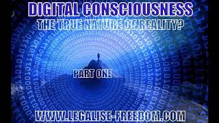 Jim Elvidge - Digital Consciousness: The True Nature of Reality? Part One