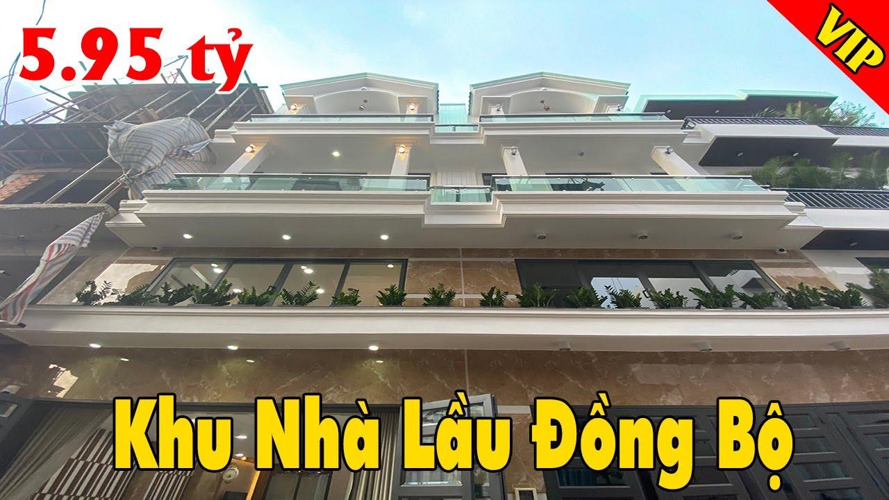 Chỉ có 1 căn duy nhất vị trí đẹp nhất đường Lê Đức Thọ, phường 13, quận Gò Vấp giá 5,95 tỷ video