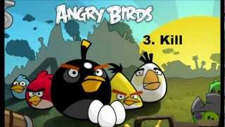 Crossfire Angry Birds Sound Effect