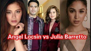 ANGEL LOCSIN Pumatol sa mga Fans ni JULIA BARRETTO | Angel Nasangkot Na Sa Bea-Gerald-Julia Issue!