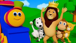 Filastrocca popolare per bambini | Video di apprendimento per bambini