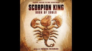 SCORPION KING BOOK OF SOULS WINNER!
