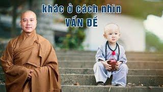 SƯỚNG hay KHỔ là do cách bạn nhìn nhận và suy nghĩ về cuộc đời - Thầy Thích Pháp Hòa giảng