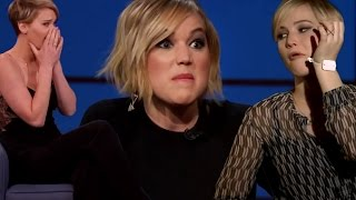 7 Funny Jennifer Lawrence Interview Moments