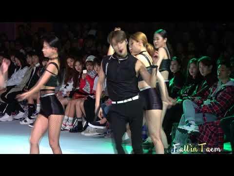 [Fall'in Taem]171017 SEOUL FASHION WEEK TAEMIN MOVE