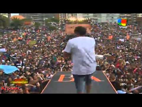Jackita La Zorra Mix En Pasion De Sabado Desde Mar Del Plata 19/1/2013