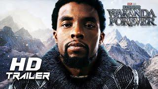 Black Panther 2: Wakanda Forever (2022) - Teaser Trailer Concept | Chadwick Boseman | Marvel