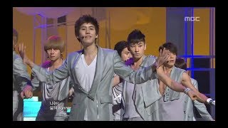 Super Junior - Bonamana, 슈퍼주니어 - 미인아, Music Core 20100529