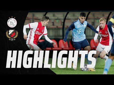 HIGHLIGHTS | Jong Ajax - Jong FC Utrecht
