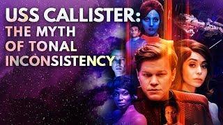 Black Mirror's USS Callister: The Myth of Tonal Inconsistency   Video Essay
