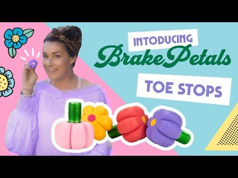 Video MOXI Brake PETAL x2 Purple