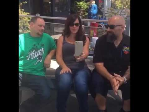 KINGS OF FI$H Cast on Facebook Live