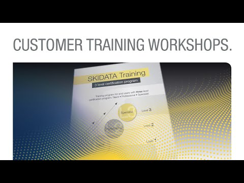Customer Training Workshops for Access Control & Parking Management Equipment