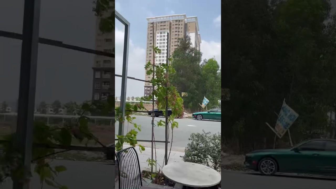 Bán đất 205m2 P Hòa Phú. Nằm ngay trung tâm TPM Bình Dương video